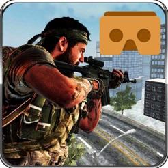 VR Militar francotirador ataque huelguista ataque