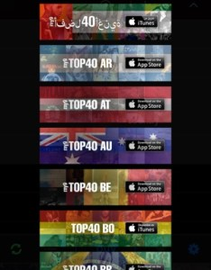 Top us music charts pop hip hop country also on the app store rh itunesle