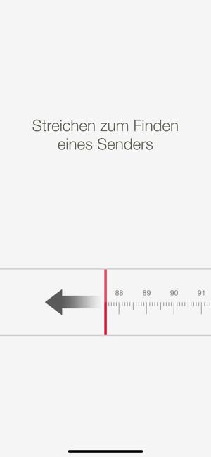 RadioApp Pro Screenshot