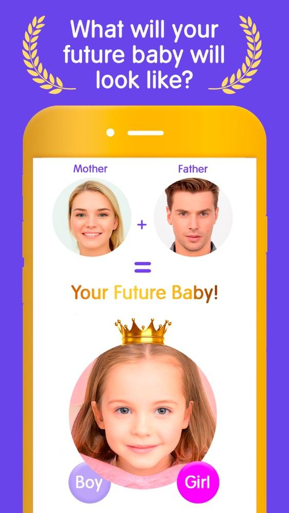 Free Baby Maker App : maker, Celebrity, Maker, IPhone, Download, AppPure