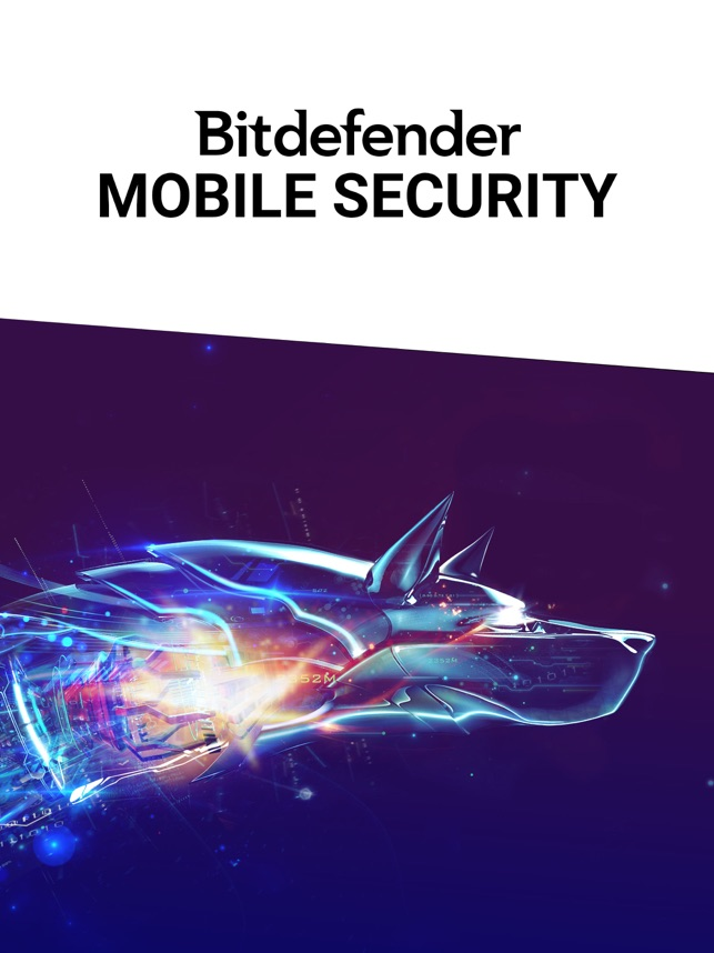 Bitdefender Mobile Security Capture d'écran