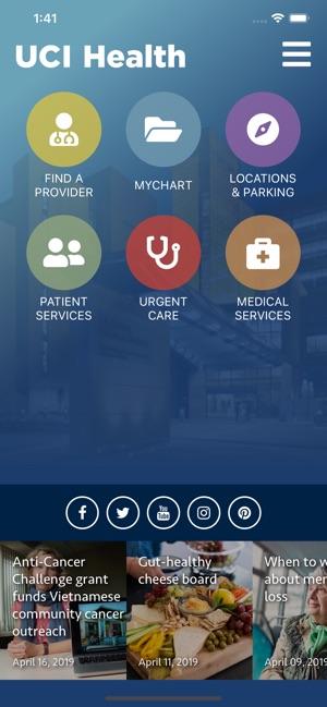Login page - UC Davis Health MyChart