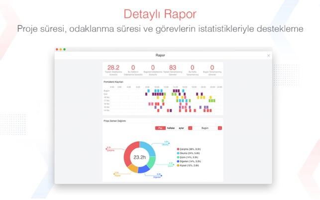 Focus To-Do:Pomodoro&Görevler Screenshot