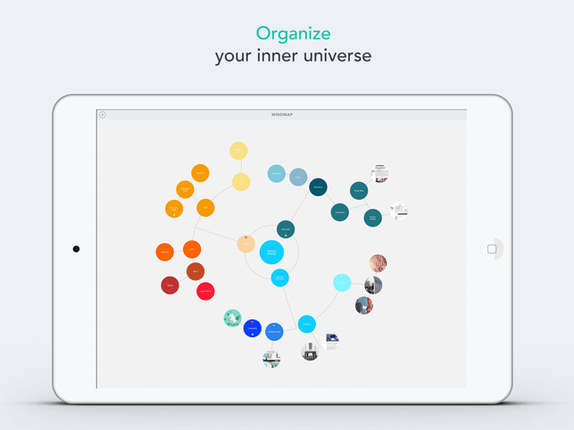 ‎Mindly (mind mapping) Screenshot