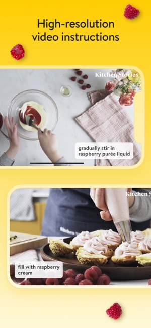 Kitchen Stories Recipes Screenshot
