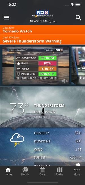 Wvue Fox 8 Weather App : weather, Store