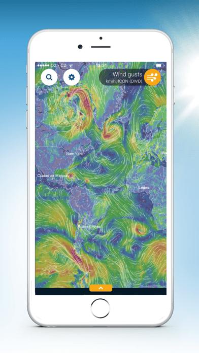 Ventusky App Store