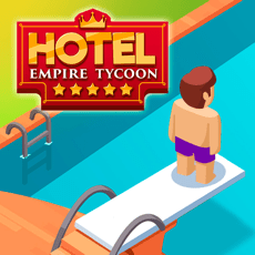 ‎Hotel Empire Tycoon-Idle Game