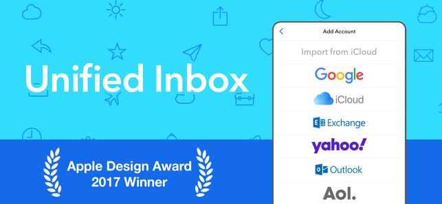 Airmail - Gmail Outlook Mail Screenshot