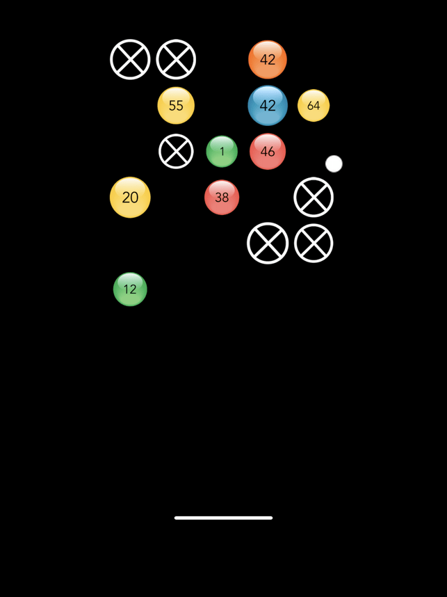 Point and Shoot Ball Game Screenshot