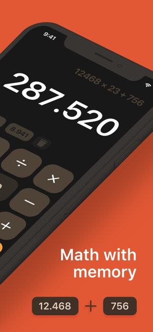Kalkulator 2 Screenshot