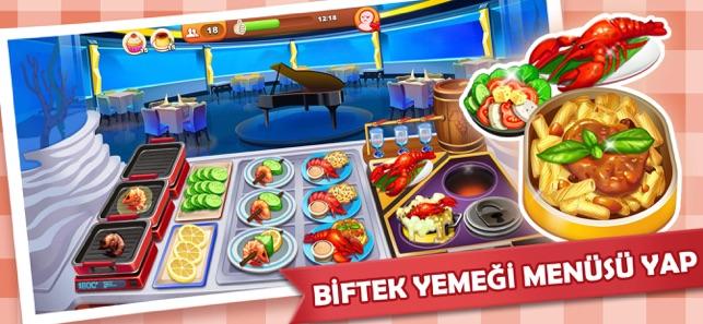Yemek Çılgınlığı Screenshot
