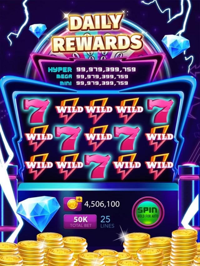 Jackpot Magic Slots™ & Casino Screenshot