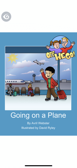 ‎Off We Go: Going on a Plane Screenshot