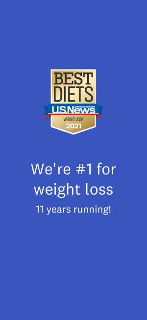 WW Weight Watchers Reimagined Screenshot