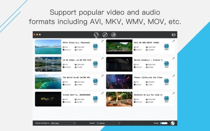 iFunia Video-Converter Screenshot 01 156btawn