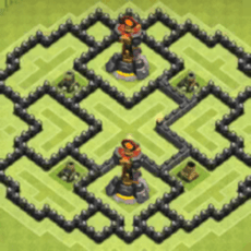 ‎Maps for Clash Of Clans