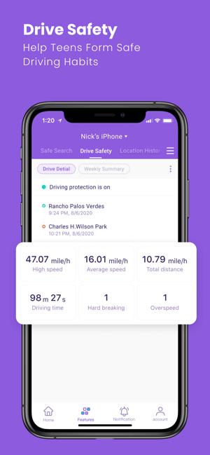 FamiSafe-Parental Control App Screenshot