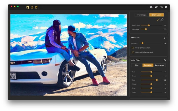HDR Pro Screenshot 05 13750in