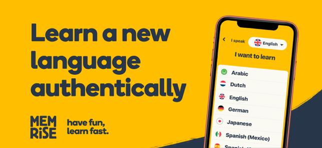 Memrise: Fun Language Learning Screenshot