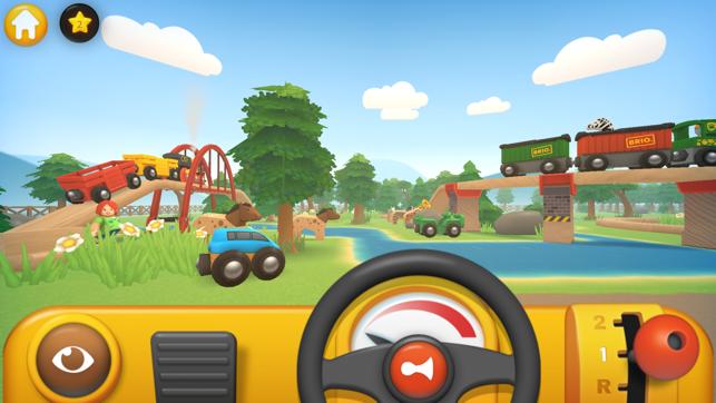 BRIO World - Eisenbahn Screenshot