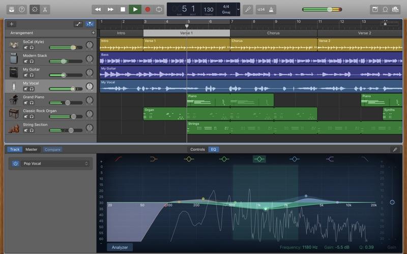 Download GarageBand 101 for Mac OS X Free Cracked
