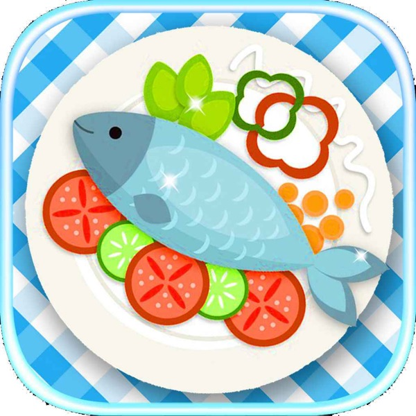 Design Delicious Lunch - Kid Learning Cooking Game