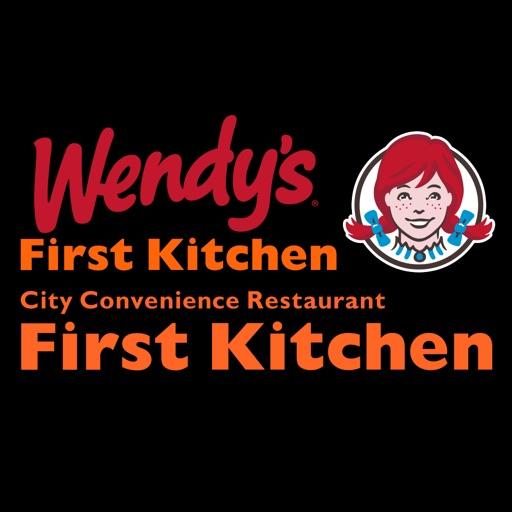 「ファーストキッチン」、「ファーストキッチン・ウェンディーズ」公式アプリ