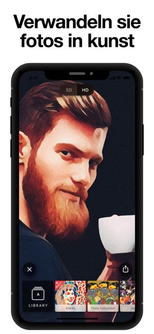 Prisma Photo Editor Screenshot