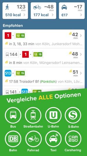 Citymapper - Dein Stadt-Navi Screenshot