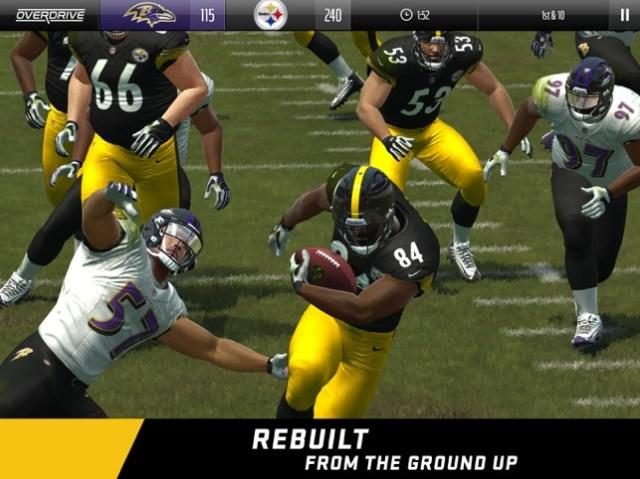 Madden NFL Overdrive Football Screenshot