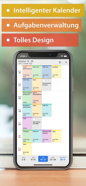 Calendars 5 von Readdle Screenshot