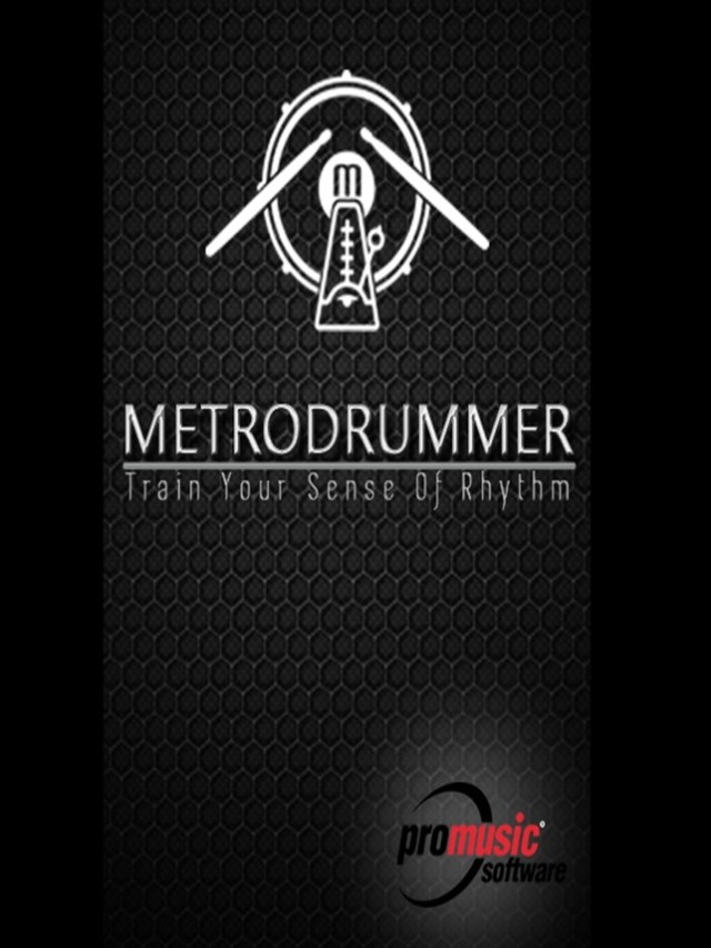 Metrodrummer Screenshot