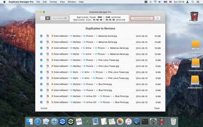 Duplicate Manager Pro Screenshot 03 lg2i78n