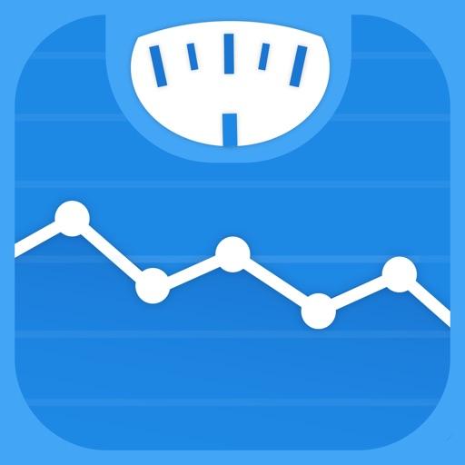 WeightFit: 体重日記