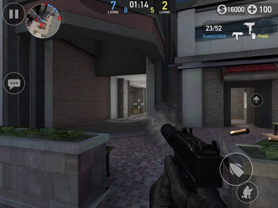 Forward Assault Screenshot