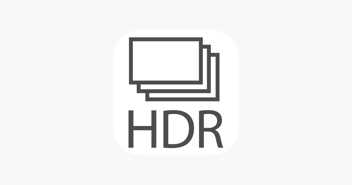 ManualHDR on the App Store