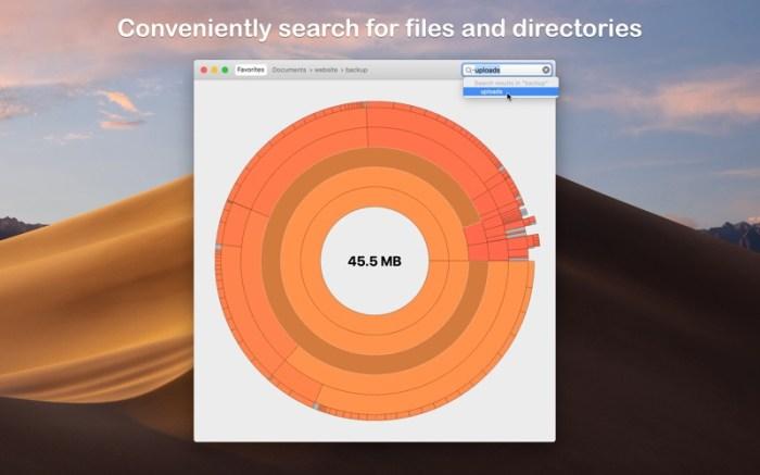 Disk Graph Screenshot 02 57xqftn