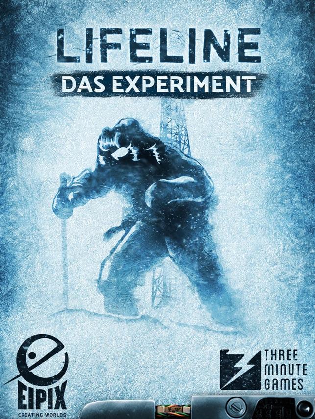 "643x0w ""Lifeline – Das Experiment"" als Gratis iOS App der Woche Apple iOS Entertainment Games Software Technology"