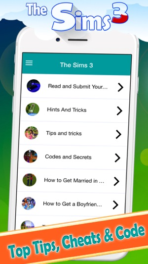 How To Get Married On Sims 3 Ipad : married, Cheats, Freeplay, Store
