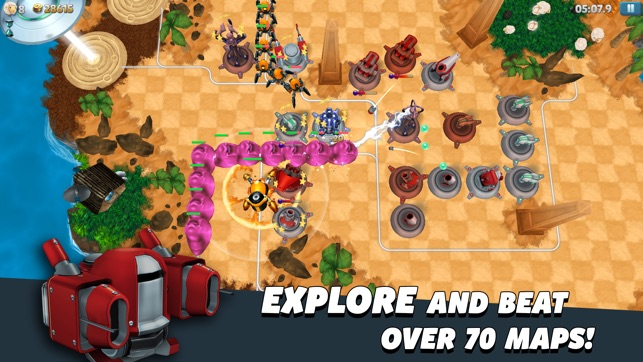 Tower Madness 2 (RTS) Screenshot