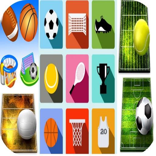 soccer baseball basketball sports