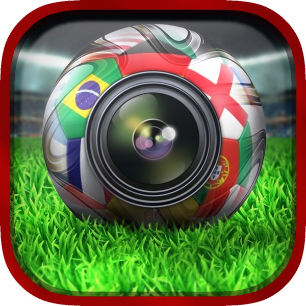 Soccer Team Flag Face Booth Free - Super Fun Touch Fantasy Football League Image Photo Effect Editor & Filter for All Sports Fans