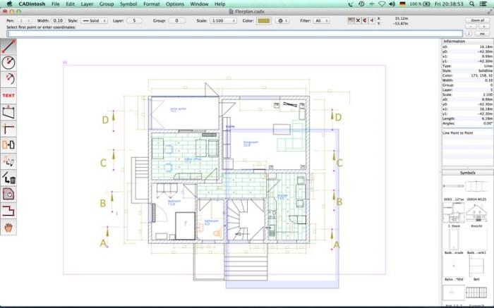 CADintosh X Screenshot 02 ledyphy