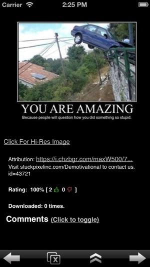 demotivational pics on the