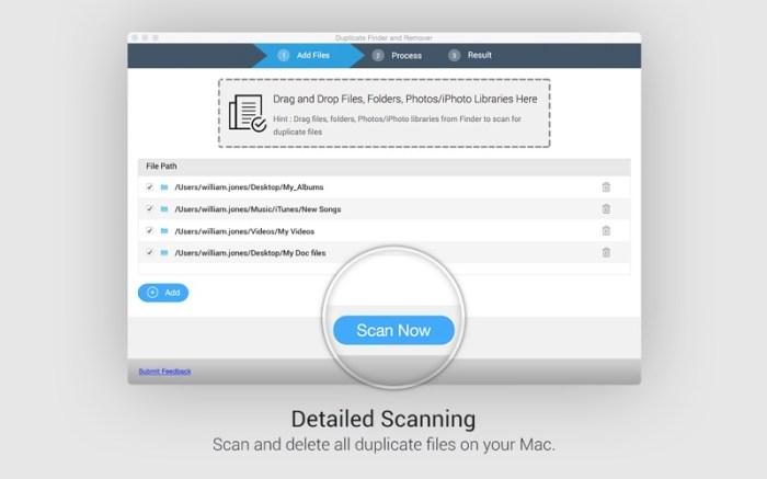 Duplicate Finder and Remover Screenshot 01 13btpzn