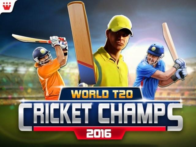 World T20 Cricket Champs 2016 Screenshot