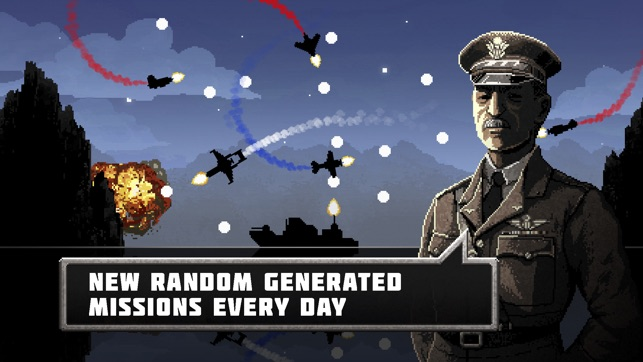 Pilots of the Dawn Screenshot