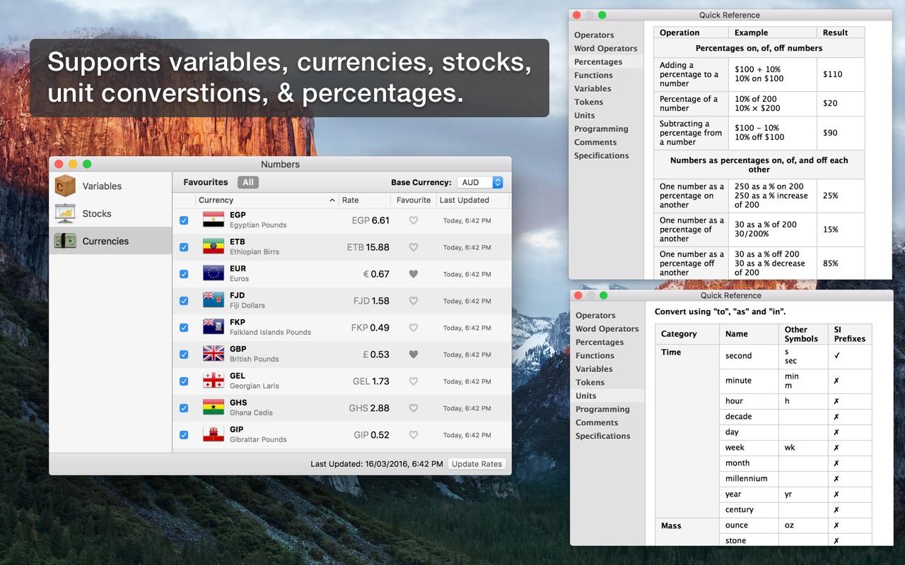 Soulver 3.4.14 Mac 破解版 Mac 上强大的多功能计算器