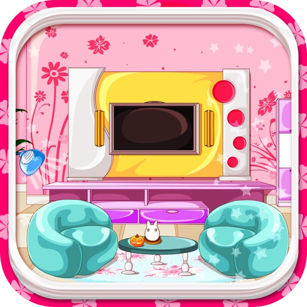 Fashion House Designer - Design your doll house and decorate with nice furnitures